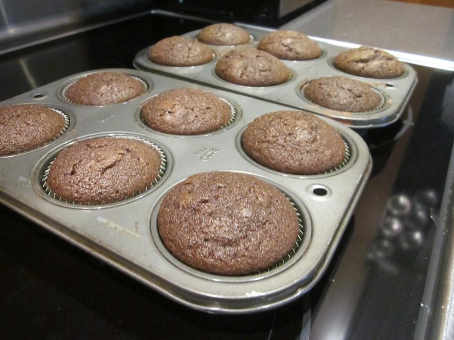 Vegan+chocolate+cupcakes