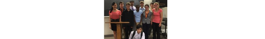 West wins Simpson Storm Novice Policy Debate Tournament