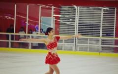 Amirah Azhari 17 - figure skater