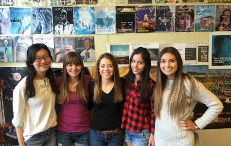 6 WSS staffers recognized by National Scholastic Press Association's Honor Roll of Student Journalists
