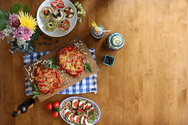 Food (not) for thought summer recipes
