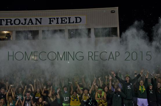 Homecoming 2015 recap