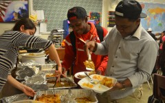 Teachers make Thanksgiving meal for ELL students, custodians