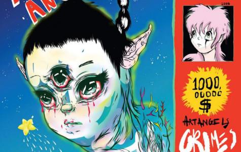 Grimes – Art Angels album review