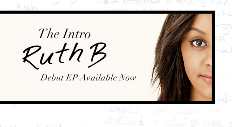 Ruth+B+brings+forward+mature+vocals+in+her+EP+%22Intro%22