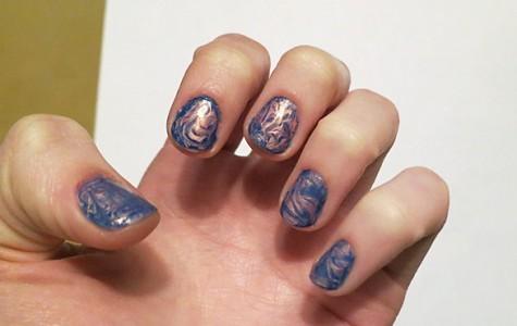 Impressionist swirls
