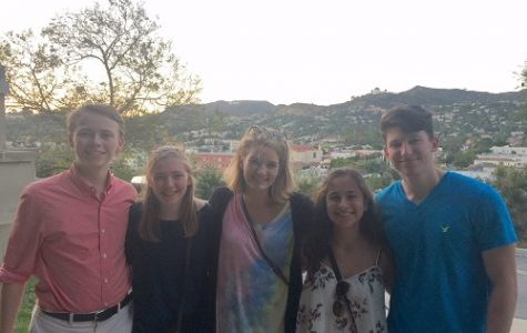 West Side Story staffers attend national journalism convention in L.A., win 9th place Best of Show