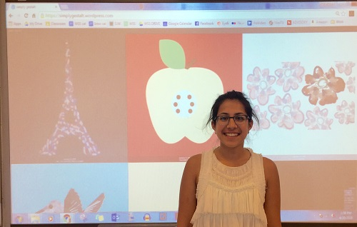 WSS Design Co-editor, Simran Sarin '17, is Iowa's Designer of the Year for 2016. Sarin will be the print editor-in-chief for 2016-2017.