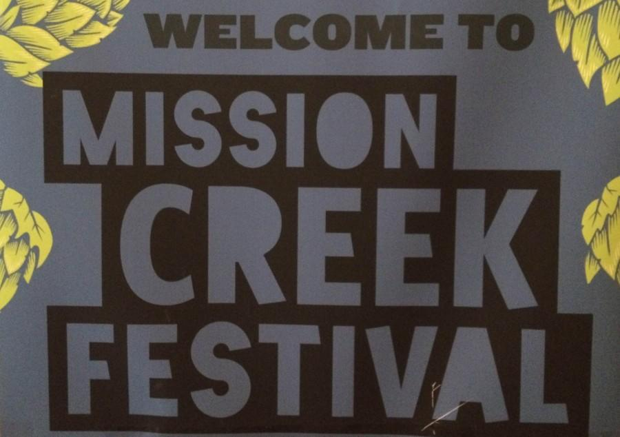 Misson Creek Festival in Iowa City