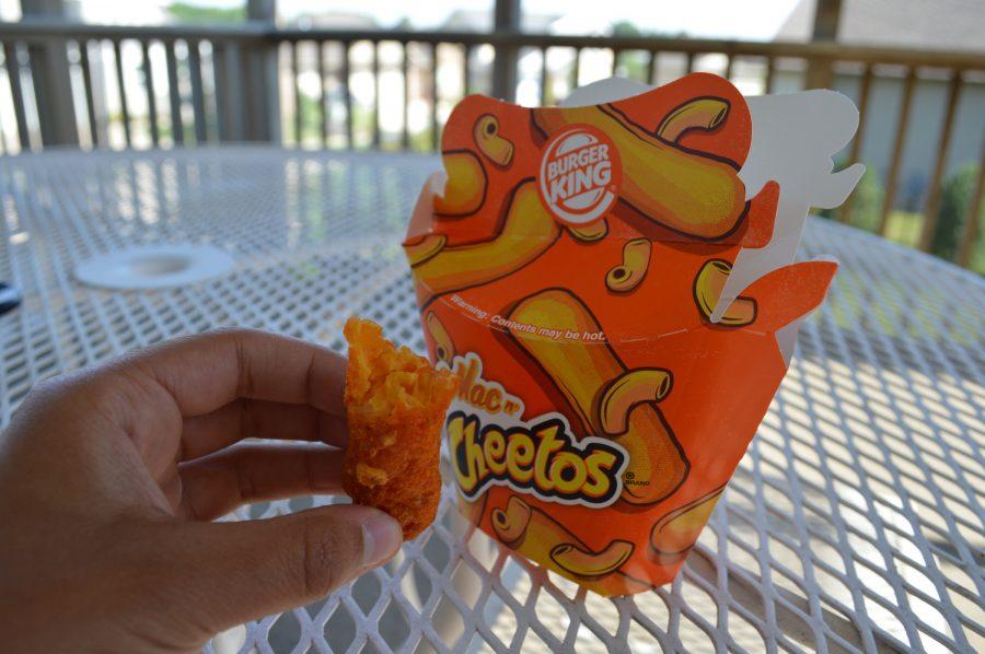 Food review: BK Mac n' Cheetos