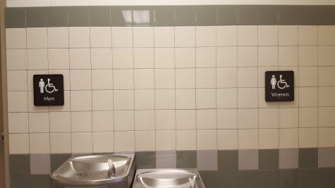 The question of a non-binary bathroom