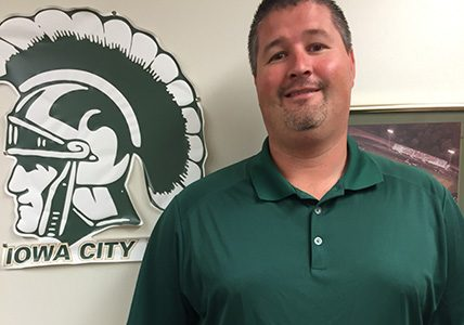 Meet new athletic director Craig Huegel