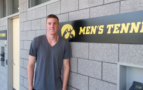 Brian Alden joins Iowa City tennis community
