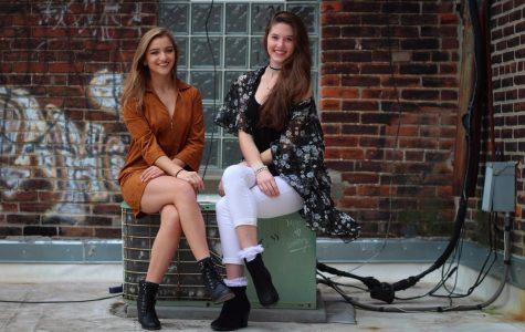 Fashion and friendship Friday: Sofia and Sasha