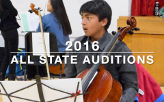 West dominates at All-State auditions