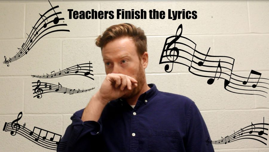 Teachers+finish+the+lyrics