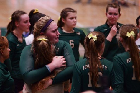 Women of Troy fall to Ankeny Centennial in state tournament