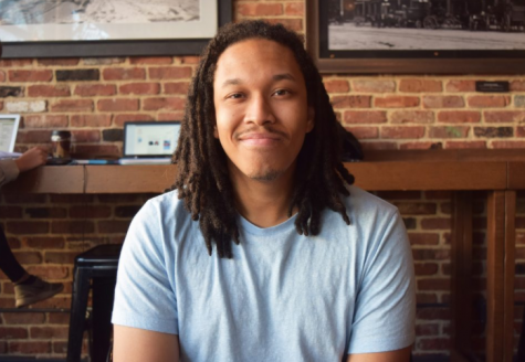 Asaju Walker, University of Iowa graduate student
