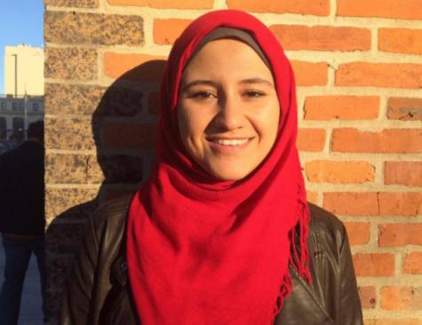 Mariam Elhattab, University of Iowa student