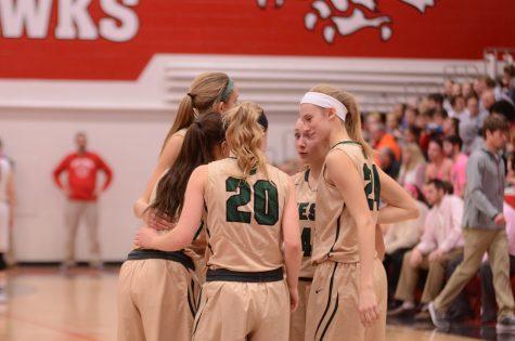 Meet the girls basketball starters