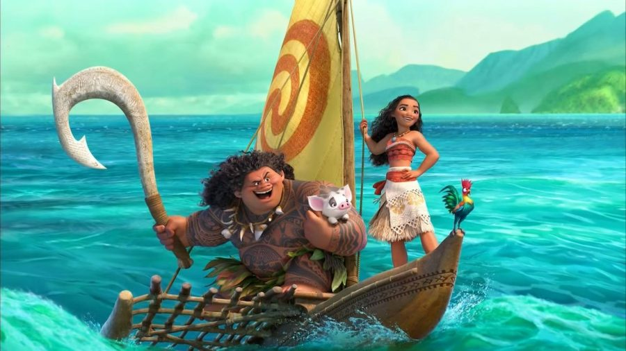 Movie review: Moana