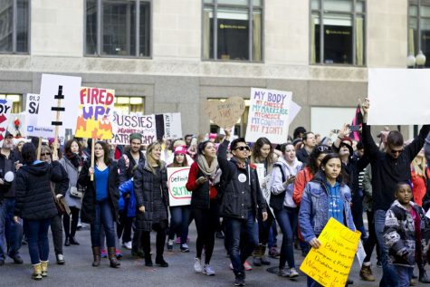 Photo Gallery: Women's March on Chicago