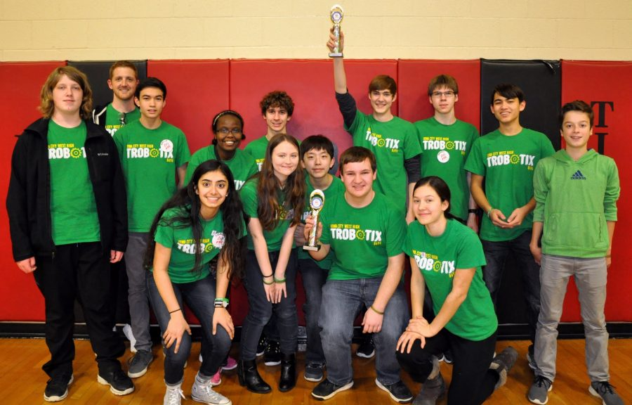 West+High+Robotics+brings+home+two+awards