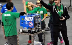 Robotics team wins State tournament