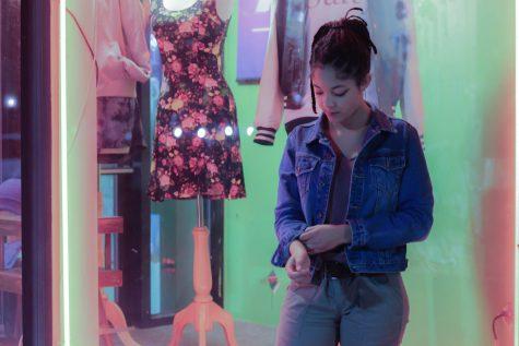Fashion Friday- Aisha Kazembe '18