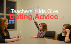 Kids give WSS staffers dating advice