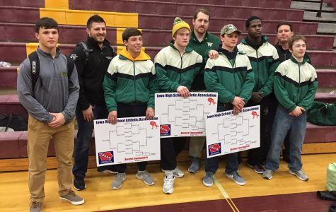 Wrestlers gear up for state