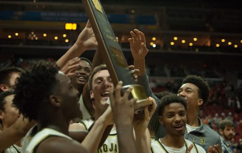 Boys basketball team takes home seventh state title