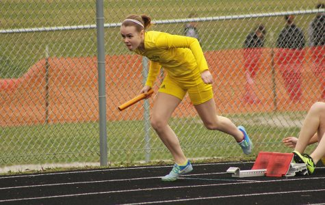 Girls track and field team dominates Women of Troy Relays
