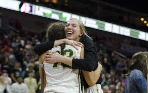 Girls basketball team finishes season in state semifinals