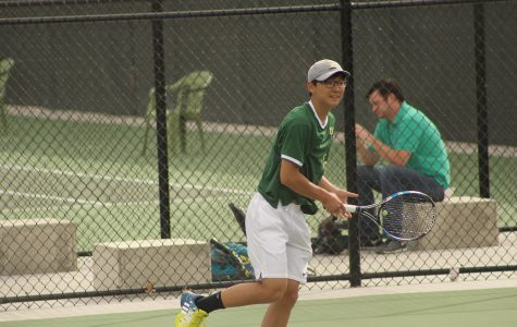 The West Boy's Tennis team remains undefeated