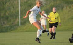 Girls soccer team holds on to their undefeated record