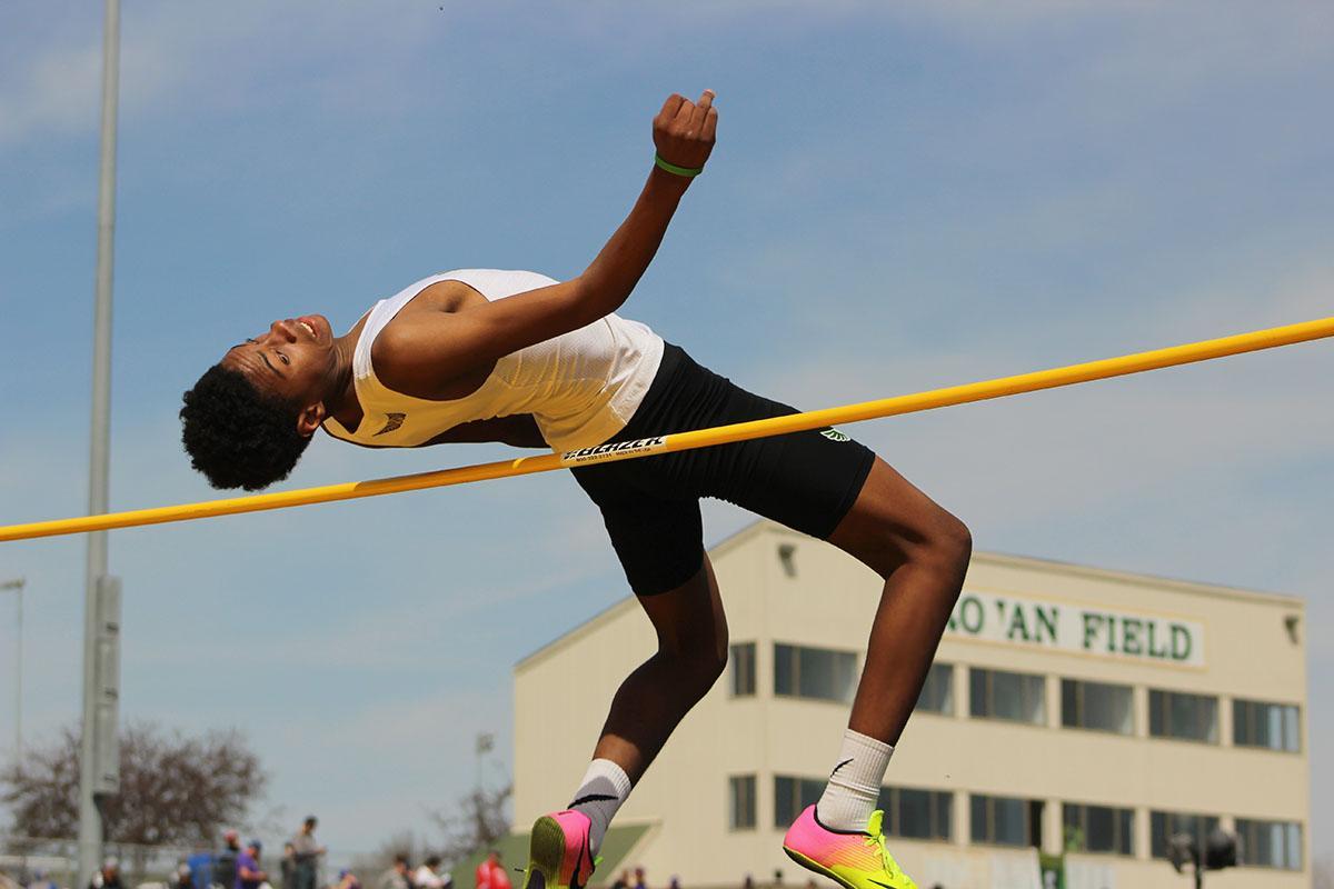 Jared Sams-Merriwether '19- high jump (20)