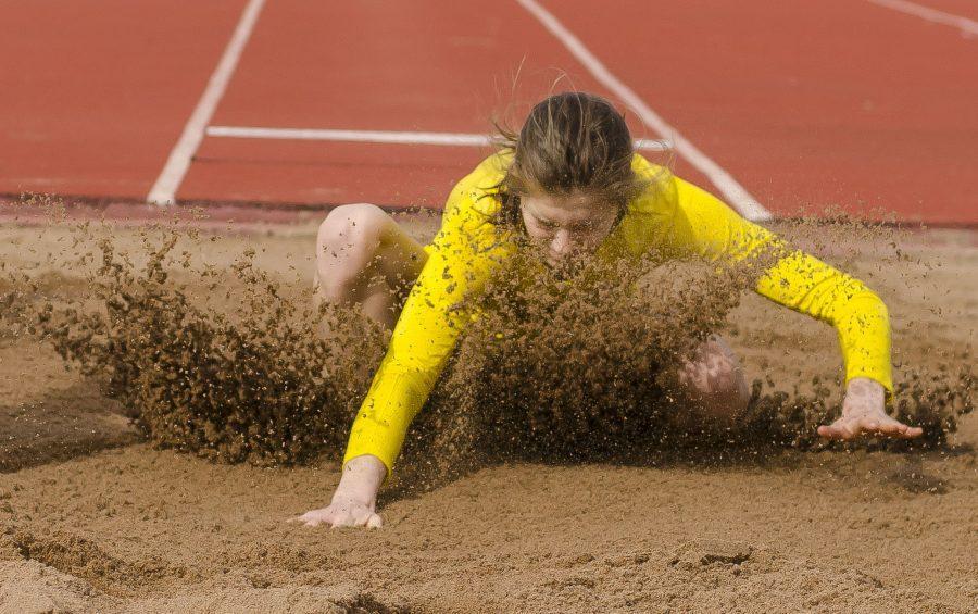 Valerie Welch '17- 100 meter hurdles (1), 400 meter hurdles (2), long jump (2)