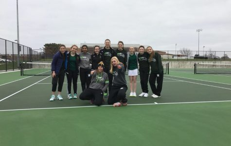 Meet the girls tennis starters