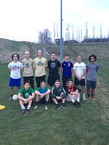Meet the senior boys soccer starters