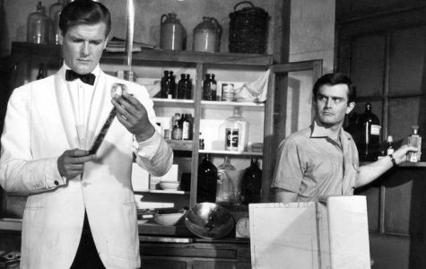 "Roger Moore, former ""James Bond"" actor dies"