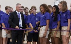 Ribbon cutting ceremony marks opening of Liberty High