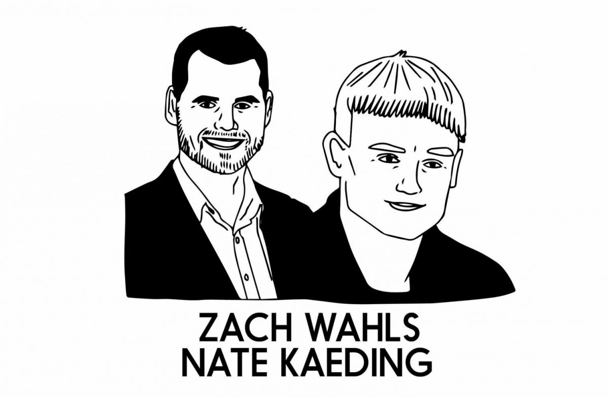 Nate+Kaeding+and+Zach+Wahls