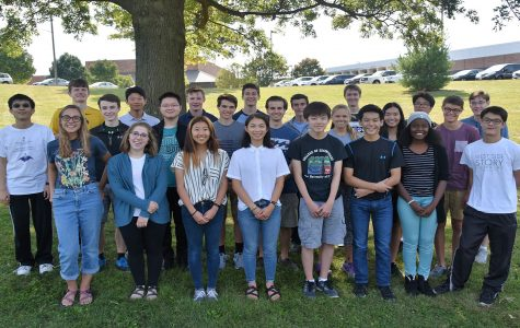West leads the state with 25 Semifinalists in National Merit Scholarship Program