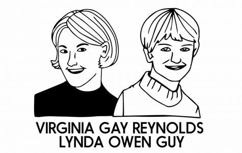 Virginia Gay Reynolds and Lynda Owen Guy