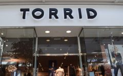 Torrid, in the Coral Ridge Mall, is popular for its plus-size trendy clothing.