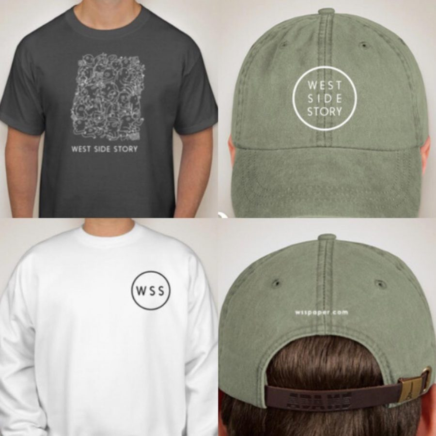 West Side Story journalism apparel sale ends tonight
