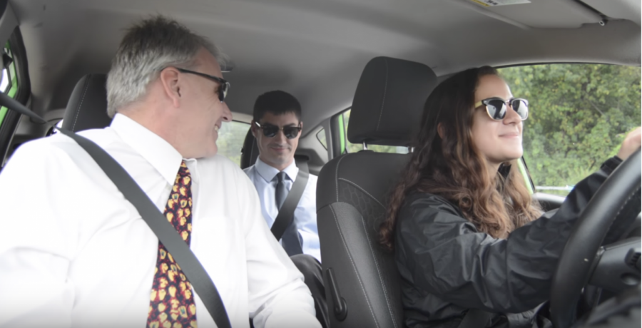 West High Carpool Karaoke feat. Dr. Shoultz, Mr. DeVries and Mr. Henderson