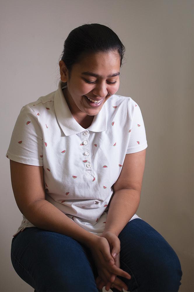 Nidhi Patel '19