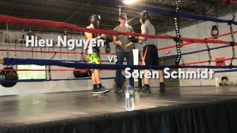 Boxer vs. Black Belt
